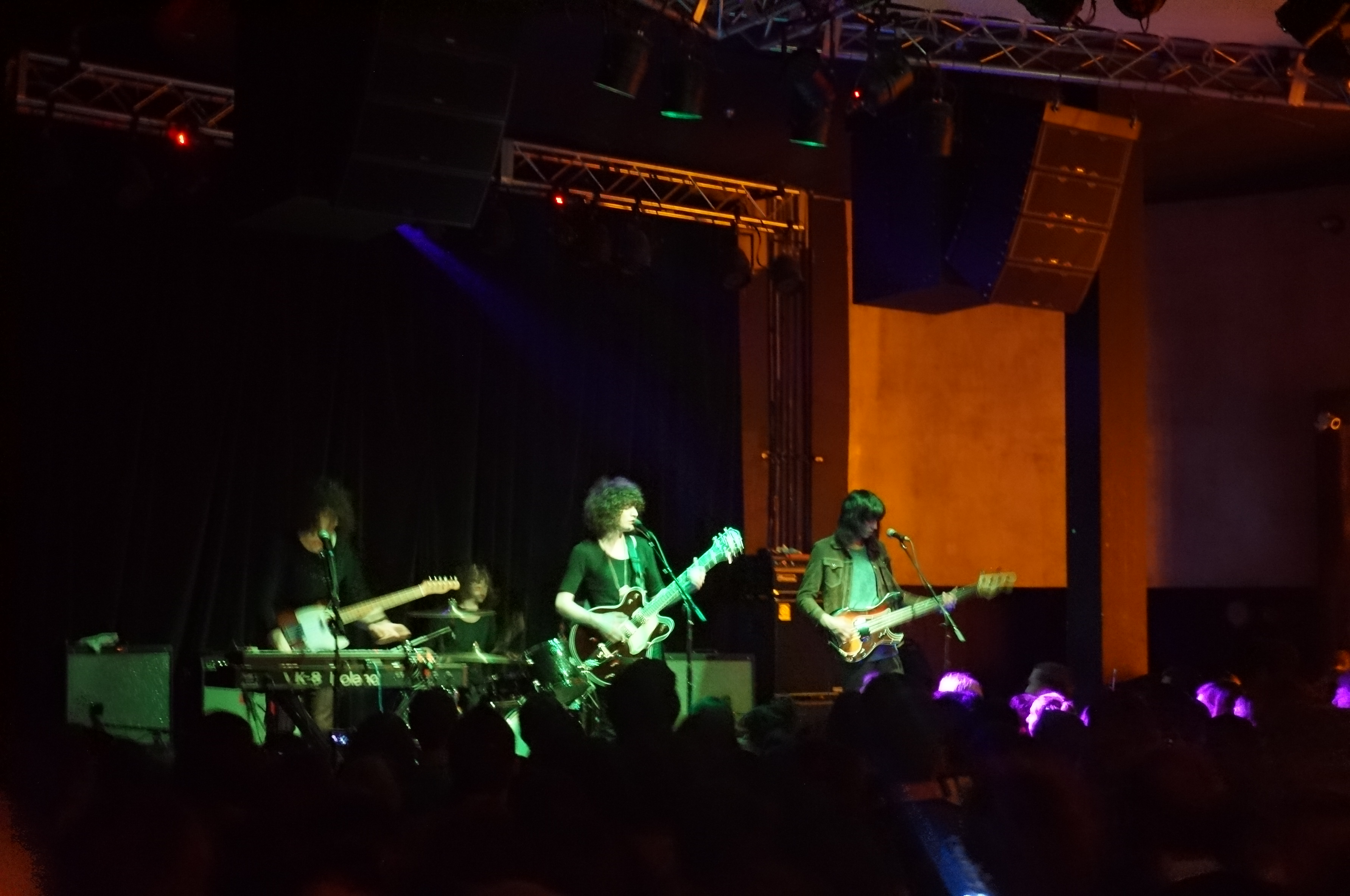 Gig: Temples at the Observatory\'s Constellation Room | Sounds N ...