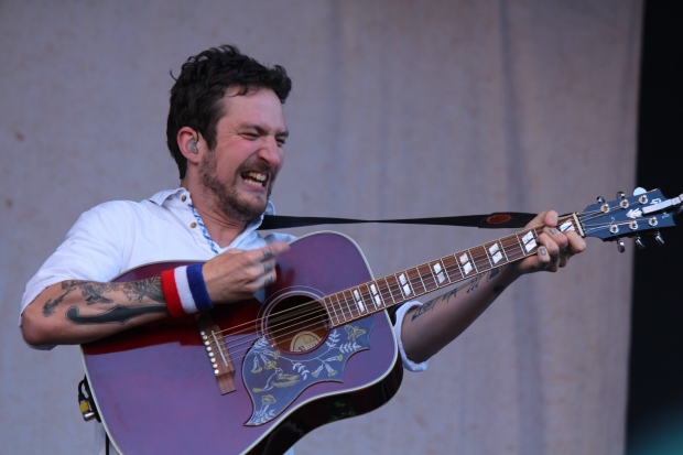 Frank Turner at Boston Calling // Photo: Joyce Lee for SoundsNSpirits