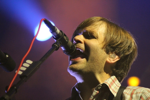 Ben Gibbard, Death Cab For Cutie at Boston Calling // Photo: Joyce Lee for SoundsNSpirits