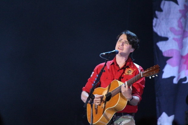 Ezra Koenig, Vampire Weekend // Photo: Joyce Lee for SoundsNSpirits